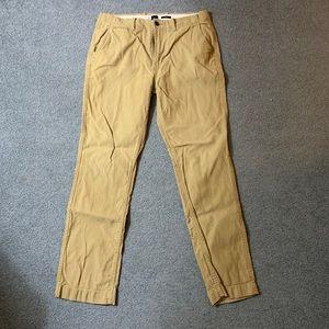 Gap Corduroy Slim Fit Pants 36x32
